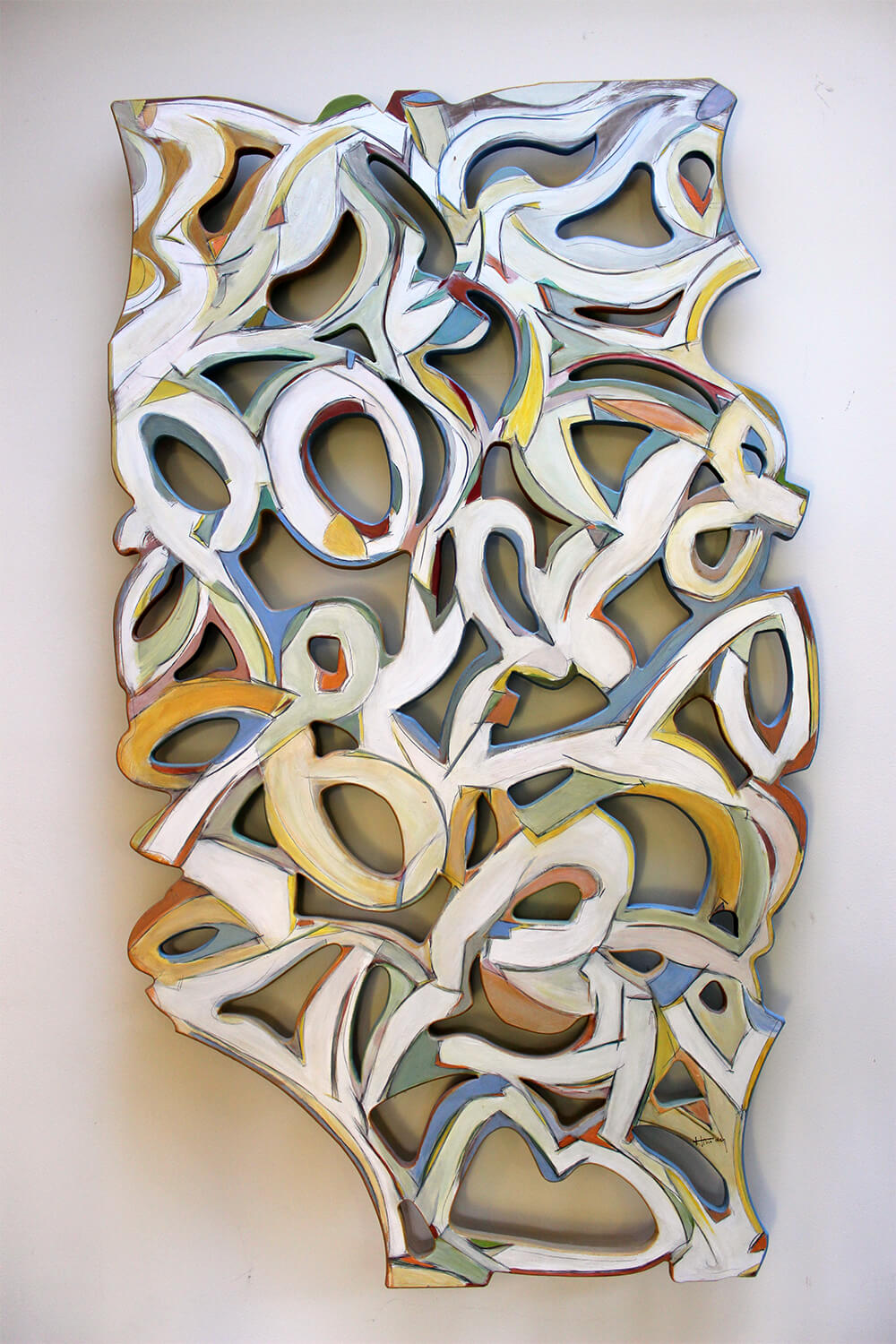 Low Relief Wall Sculpture by George Handy