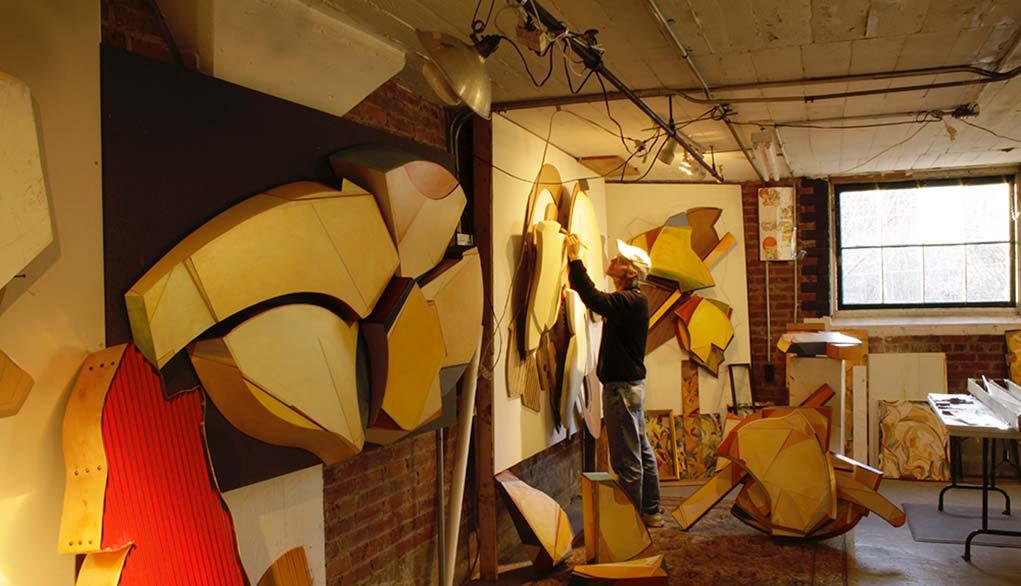 George Handy Artist Asheville NC