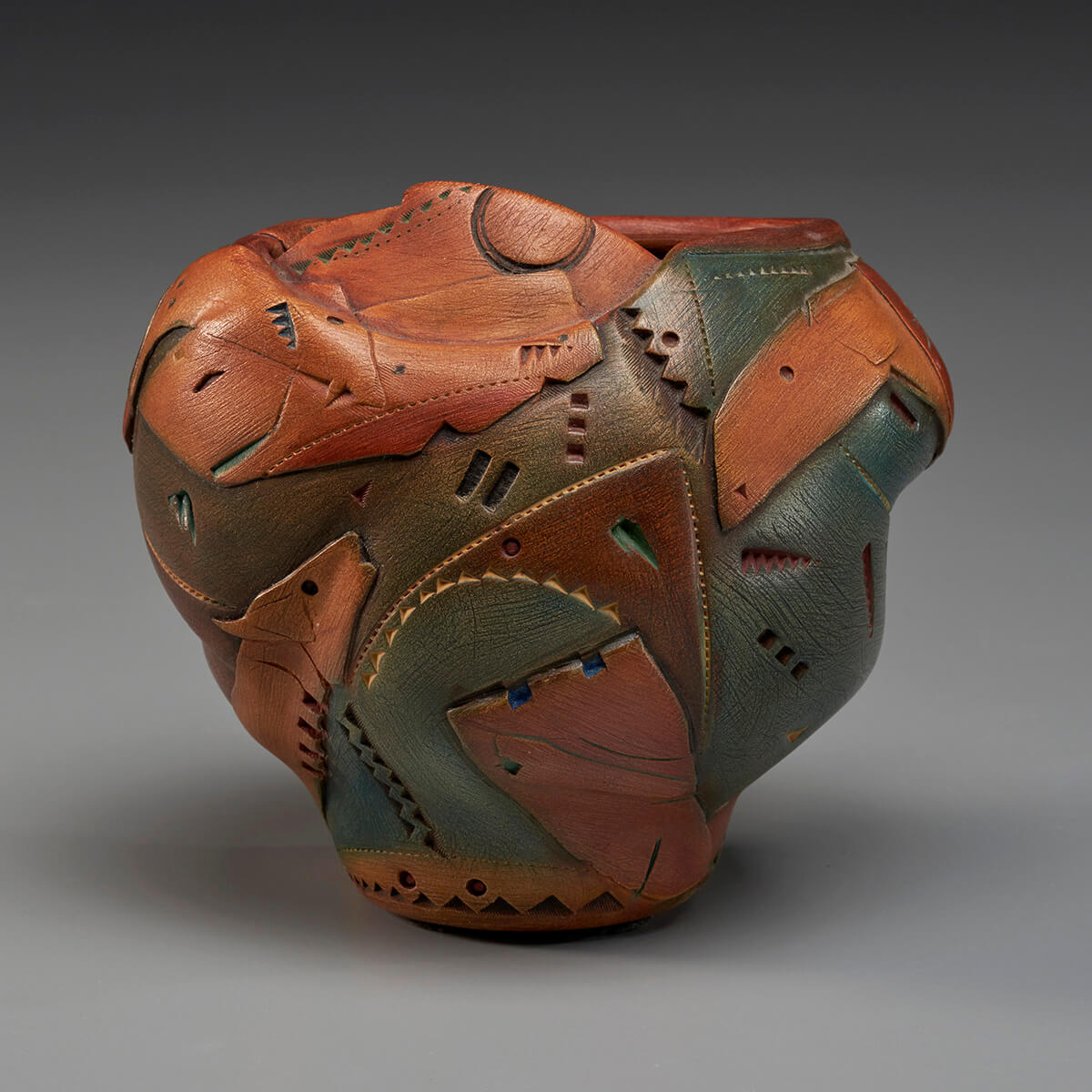 Porcelain Vessels by George Handy