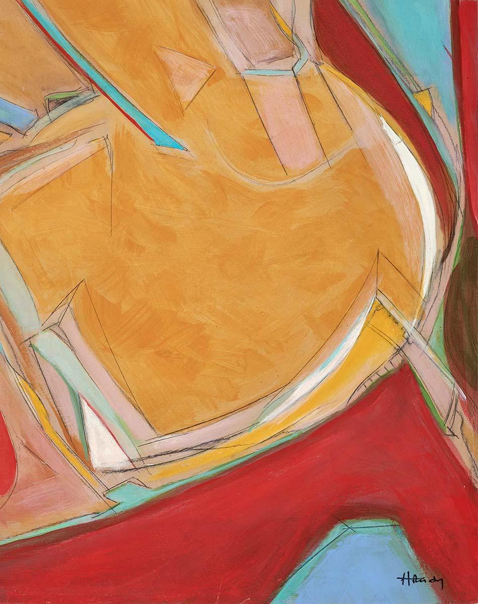 Paintings by George Handy